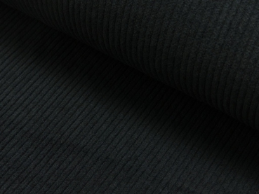 SALE Cord Stretch Schwarz
