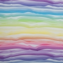 Wavy Stripes by lycklig design regenbogen 438999