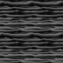 SALE Wavy Stripes by lycklig design grau/schwarz 299183
